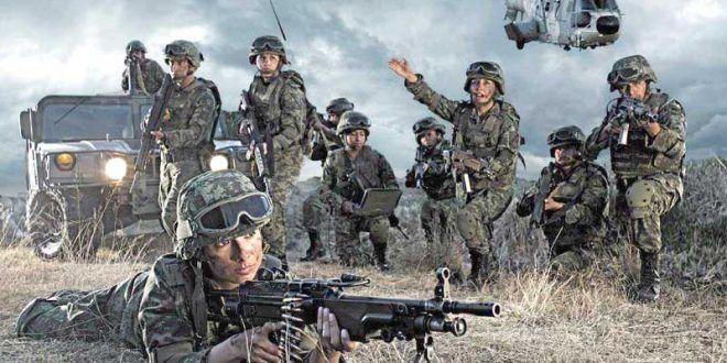 ¡El Ejército, el más efectivo de los cuerpos de seguridad en México!