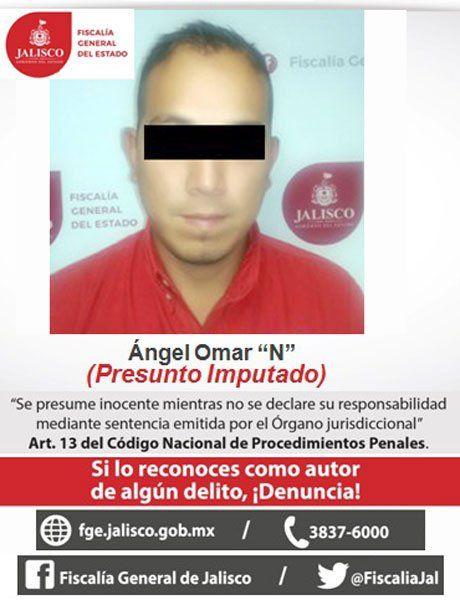 ¡Policía Investigadora captura a mesero asesino en Guadalajara!
