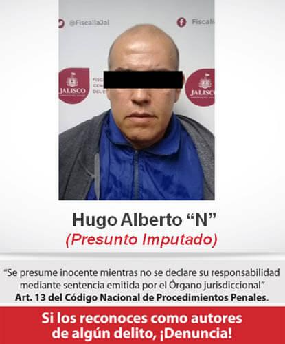 ¡Elementos de la Policía Investigadora capturan a taxista asesino en Tlajomulco de Zúñiga!