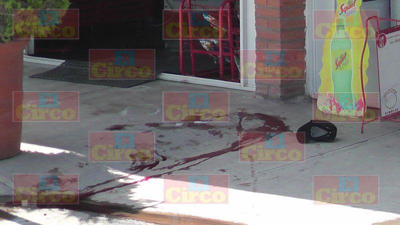 ¡Intentaron ejecutar a balazos a 2 hombres en Fresnillo; están graves!