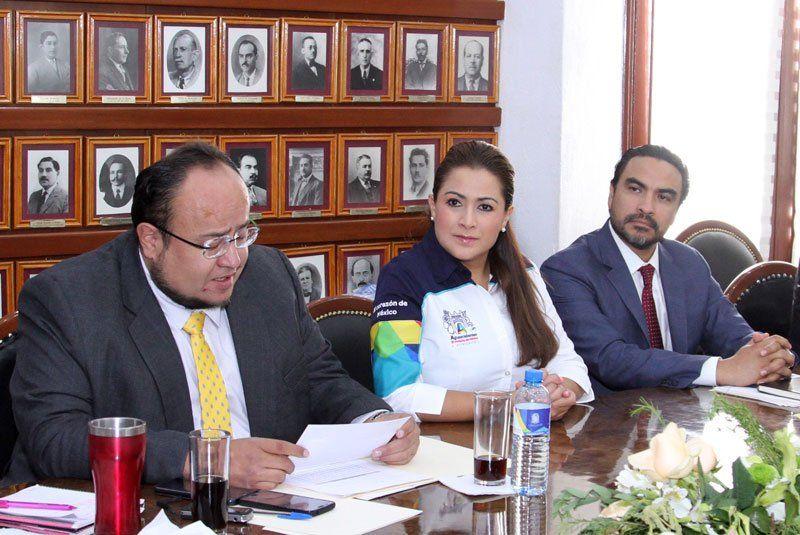 ¡Fortalece municipio de Aguascalientes estrategia para eficientar el servicio de agua potable!