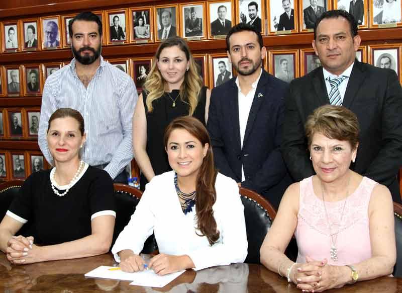 ¡Quedó instalado formalmente el nuevo Comité de Ciudades Hermanas de Aguascalientes!