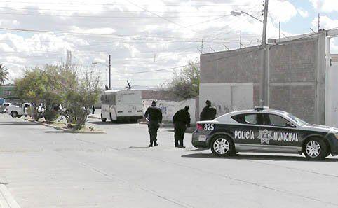 ¡Intentaron ejecutar a balazos a checador de camiones urbanos en Fresnillo!
