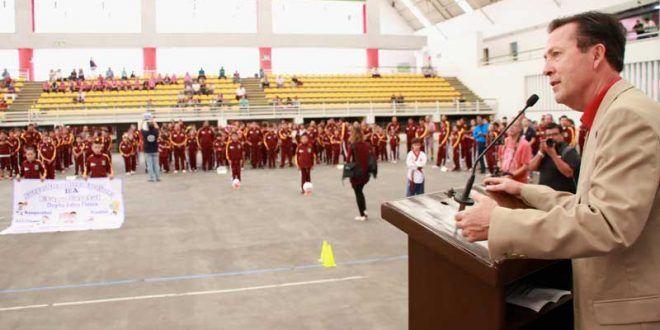 ¡Alumnos y maestros de educación básica representarán a Aguascalientes en Juegos Deportivos Nacionales!