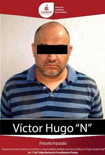 ¡Fiscalía de Jalisco captura a ladrón que contactaba a sus víctimas por redes sociales!