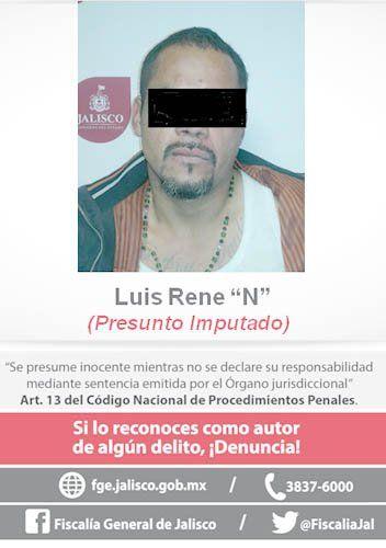 ¡Capturan a sujeto que asesino a golpes y navajazos a una persona en Guadalajara!