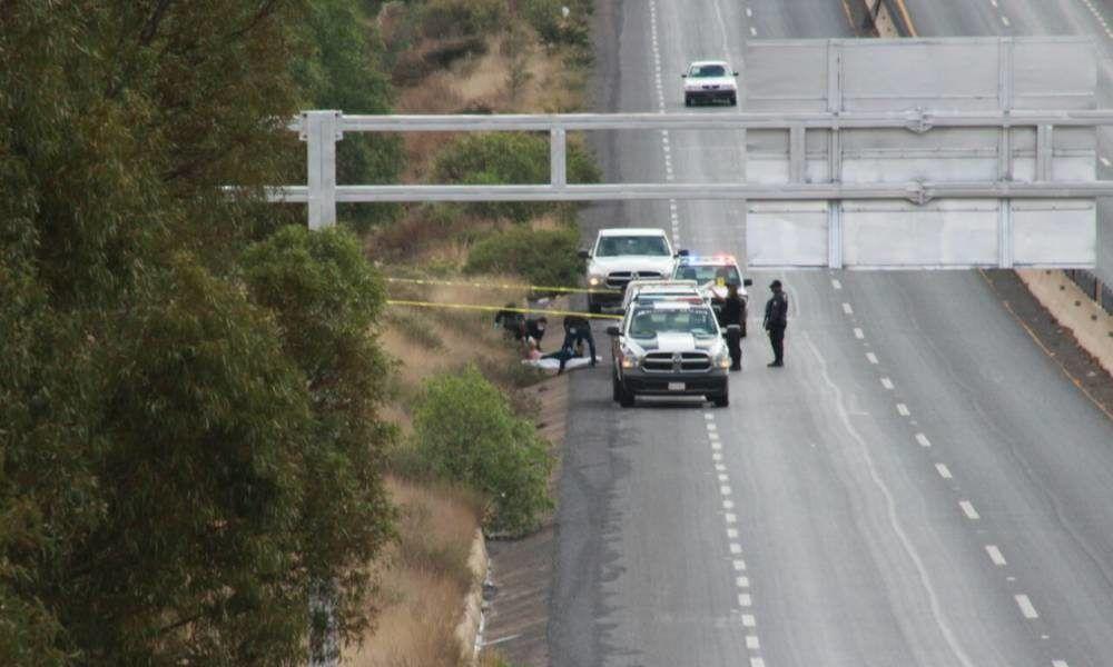 ¡Ejecutan a una mujer de un balazo en la cabeza en Zacatecas!