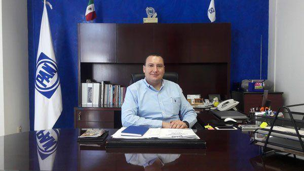 ¡Niega presidente del CDE del PAN, Paulo Martínez López desbandada de militantes!