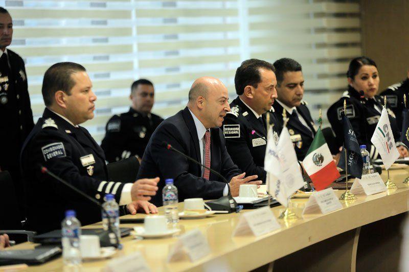 ¡La Policía Federal es una de las mejores policías del mundo: Renato Sales Heredia!