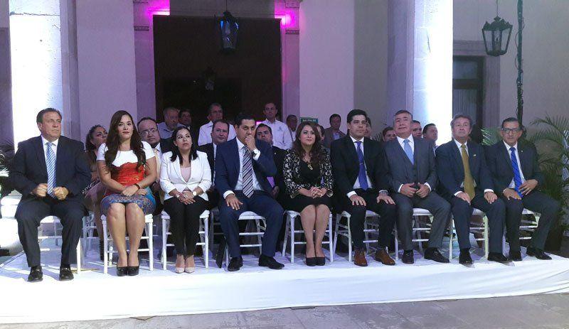 ¡Presenta Tere Jiménez el Plan Municipal de Desarrollo a 100 días de su gestión!