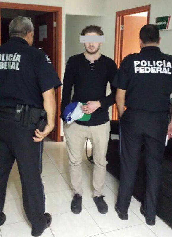 ¡Policía Federal captura a canadiense buscado por el FBI en Jalisco!