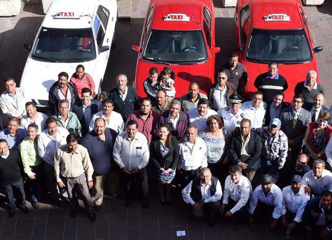 ¡Se suman taxistas de Aguascalientes a programas de Prevención del Gobierno Municipal!