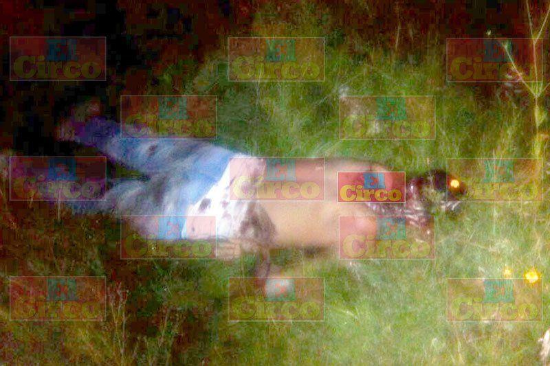 """""""Cocinados"""" con ácido hallaron a 2 ejecutados en Unión de San Antonio, Jalisco"""