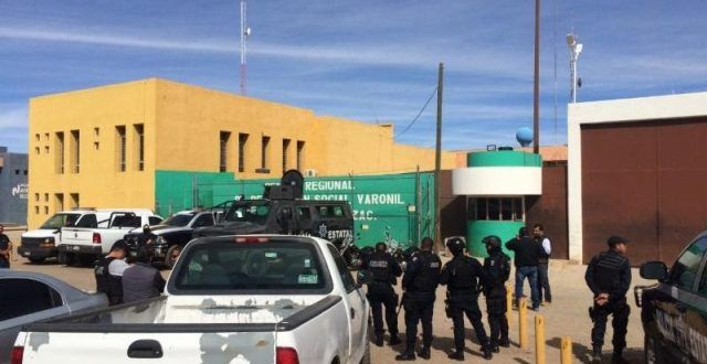 ¡Se fugan 12 reos de alta peligrosidad por un túnel del CERERESO de Cieneguillas en Zacatecas!