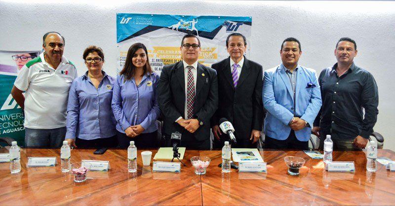 ¡La UT Aguascalientes realizará carrera atlética!
