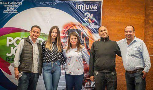 """¡Selecciona SEJUVA a ganadores de casting """"Vive Más, Poder Joven Radio""""!"""