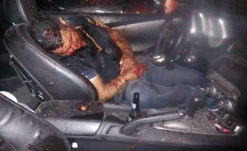 GALERIA/¡Cruento enfrentamiento desata el infierno en Guamúchil, Sinaloa!