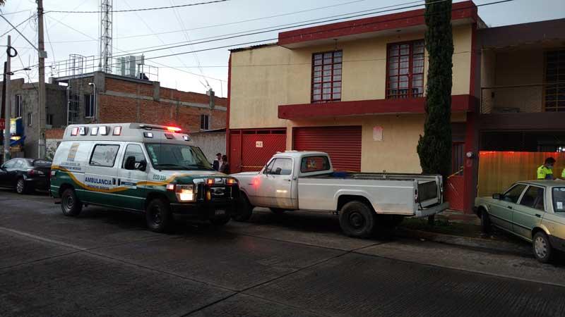 ¡Joven comerciante se ahorca en el fraccionamiento Santa Anita en Aguascalientes!