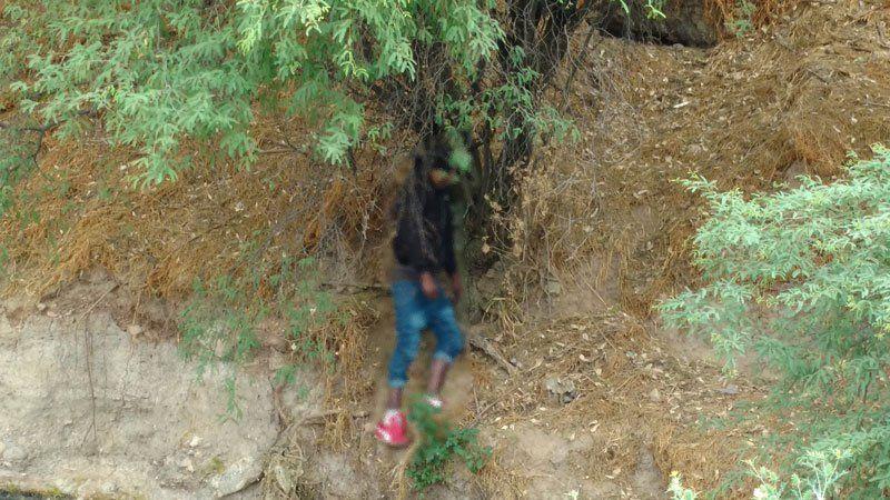¡Joven desaparecido fue encontrado colgado en un árbol en Aguascalientes!