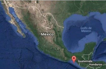 ¡Pega sismo con una magnitud de 8.4 grados en la Ciudad de México!