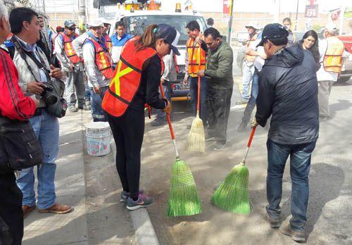 ¡Promueve la alcaldesa Tere Jiménez programas de desarrollo integral en comunidades!