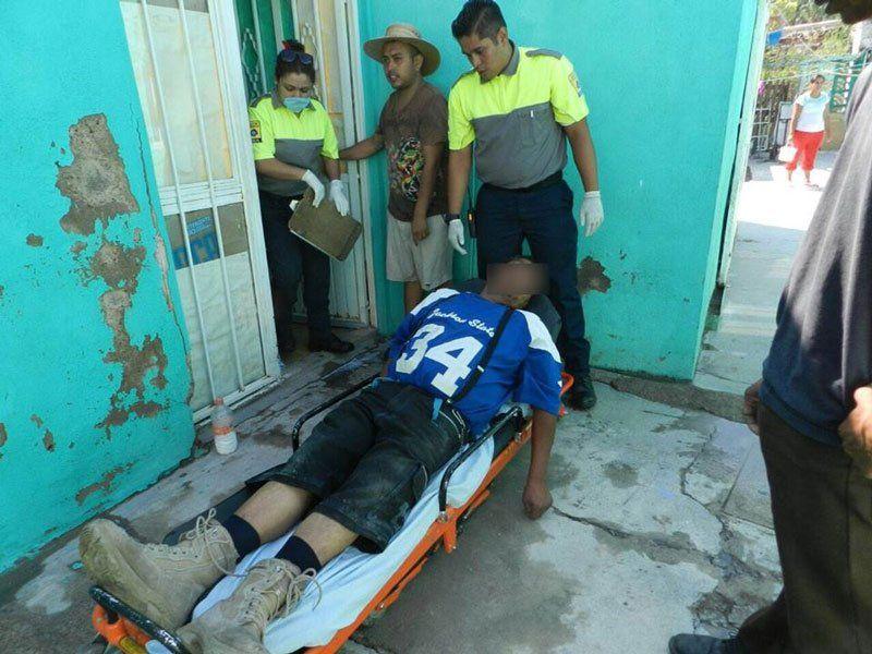 ¡Cuidador de coches atenta contra su vida e ingiere veneno para ratas en #Aguascalientes!