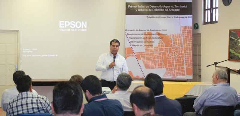¡Afina Pabellón de Arteaga su regulación en materia de asentamientos humanos!