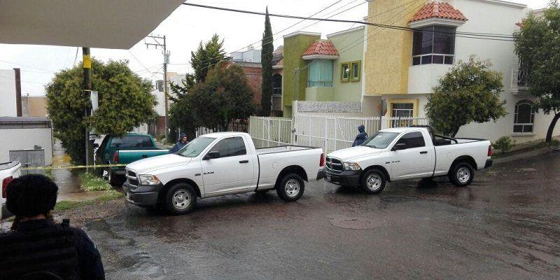 ¡Hombre fue ejecutado a balazos a la puerta de su casa en Zacatecas!