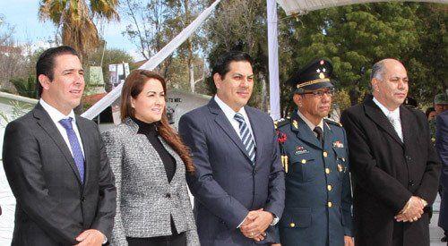¡Conmemoran el 104 Aniversario del Ejército Mexicano en Aguascalientes!