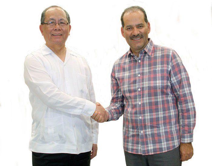 ¡China refrenda lazos de cooperación con el Gobierno del Estado de Aguascalientes!