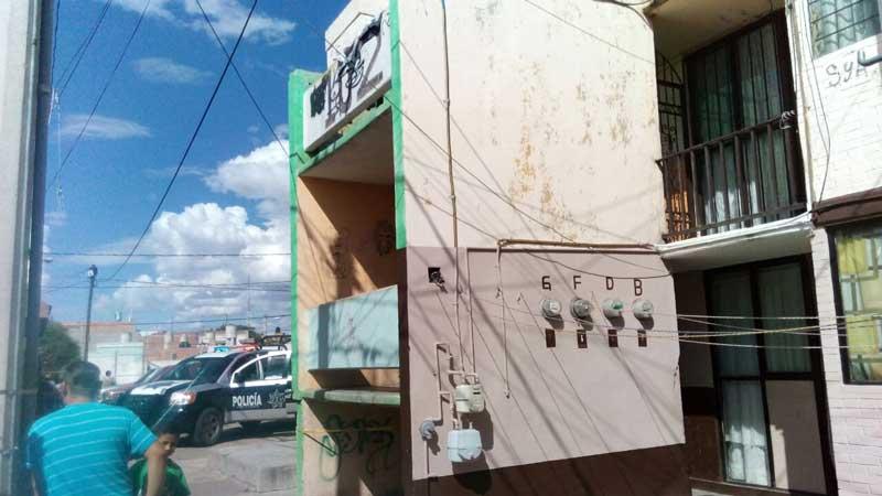 ¡Se ahorca una mujer en el Fracc. Potreros del Oeste en Aguascalientes!